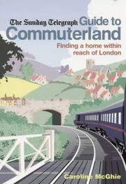 Cover of: Guide to Commuterland (Sunday Telegraph)