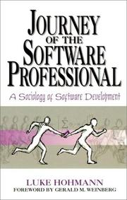 Cover of: Journey of the Software Professional