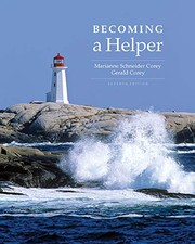 Cover of: Becoming a Helper