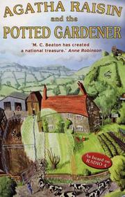 Cover of: Agatha Raisin and the Potted Gardener (Agatha Raisin 03)