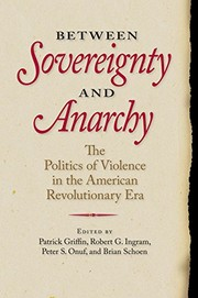 Cover of: Between Sovereignty and Anarchy