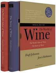 Cover of: World of Wine, The - Boxed Set (Mitchell Beazley Drink) | Hugh Johnson