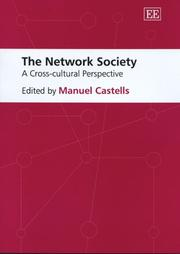 Cover of: The Network Society | Manuel Castells