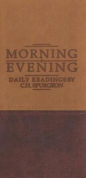 Cover of: Morning & Evening | Charles Haddon Spurgeon