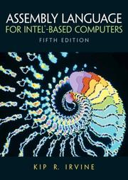 Assembly Language for Intel-Based Computers (5th Edition)