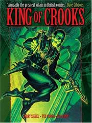 Cover of: King of Crooks (Featuring The Spider)