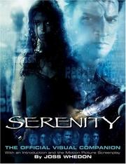 Cover of: Serenity Official Visual Companion