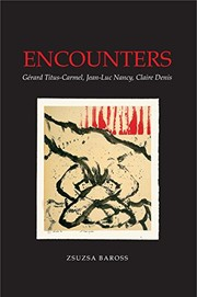 Cover of: Encounters