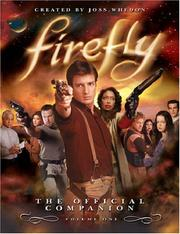 Cover of: Firefly: The Official Companion