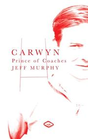 Cover of: Carwyn | Jeff Murphy