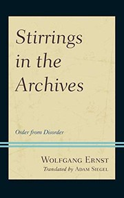 Cover of: Stirrings in the Archives