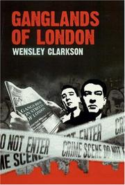 Cover of: Ganglands of London