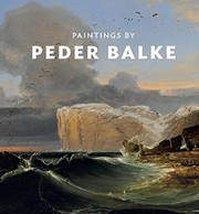 Cover of: Paintings by Peder Balke
