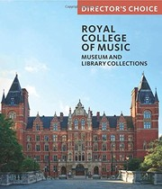 Cover of: The Royal College of Music