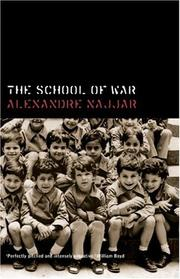 Cover of: The School of War