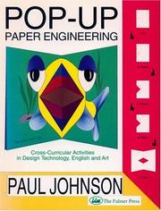 Cover of: Pop-up paper engineering