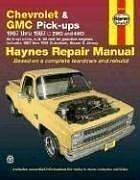 Cover of: Chevrolet & GMC pick-ups automotive repair manual | John Harold Haynes