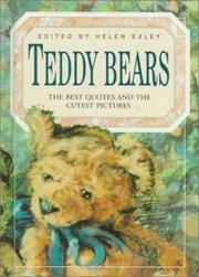 Cover of: Teddy Bears | Helen Exley