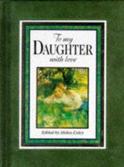 Cover of: To My Daughter, With Love (Suedels) | Sharron Bassin