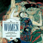 Cover of: In Celebration of Women