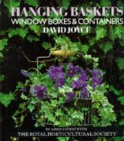Cover of: Hanging baskets, window boxes & containers