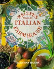 Cover of: Recipes from an Italian Farmhouse (Recipes from ...)