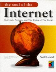 Cover of: The Soul of the Internet