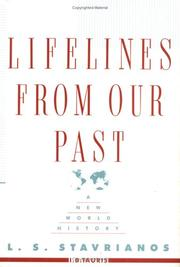 Cover of: Lifelines From Our Past a New World Hist