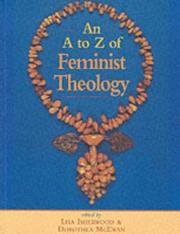 Cover of: A-Z Feminist Theology
