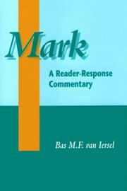 Cover of: Mark | Bastiaan Martinus Franciscus Van Iersel