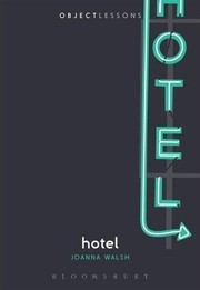 Cover of: Hotel | Joanna Walsh