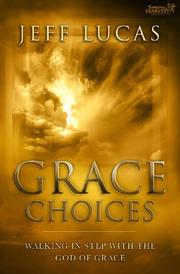 Cover of: Grace Choices