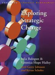 Cover of: Exploring Strategic Change (Exploring Strategic Management) | Julia Balogun