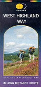 Cover of: West Highland Way (Walker's Route)