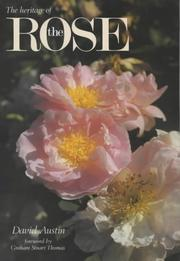 Cover of: The heritage of the rose