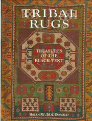 Cover of: Tribal Rugs | Brian W. MacDonald
