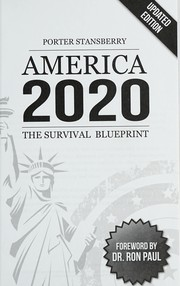 Cover of: America 2020 | Porter Stansberry