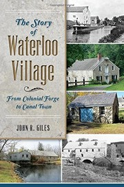 Cover of: The Story of Waterloo Village