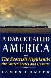 Cover of: A dance called America