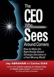 Cover of: The CEO Who Sees Around Corners