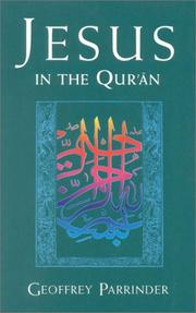 Cover of: Jesus in the Qur'an