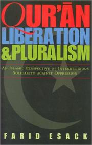 Cover of: Qur'an Liberation and Pluralism