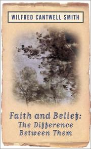 Cover of: Faith and Belief