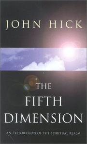 Cover of: Fifth Dimension | John Harwood Hick