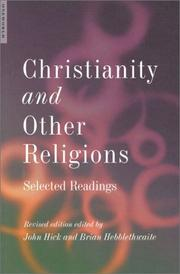 Cover of: Christianity and Other Religions | John Harwood Hick