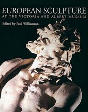 Cover of: European Sculpture At the V&A Museum | Paul Williamson