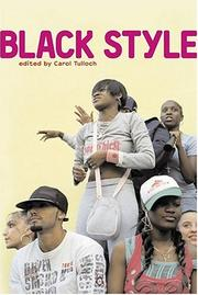 Cover of: Black Style