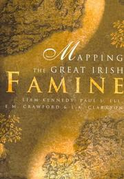 Cover of: Mapping the Great Irish Famine | Crawford P. Ell