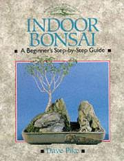 Cover of: Indoor Bonsai | Dave Pike