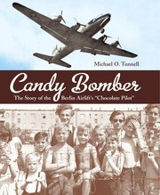 Cover of: Candy Bomber | Michael O. Tunnell